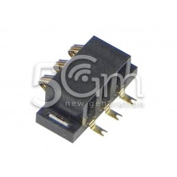 Samsung I8150 Battery Contacts