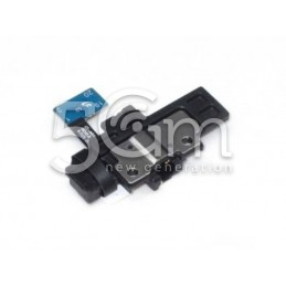 Samsung N5110 Black Earphone Jack Flex Cable