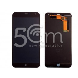 Display Touch Nero Meizu M1 Note Meilan