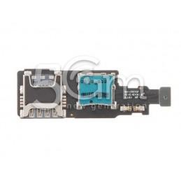 Samsung G800F Sim Card Reader Flex Cable