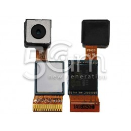 Fotocamera Posteriore Flat Cable Samsung N7000