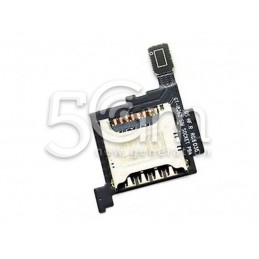 Lettore Sim Card Flat Cable Samsung I8262 Duos