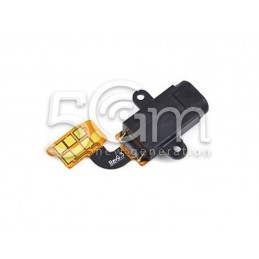 Flat Cable Jack Nero Samsung G900F