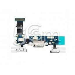 Connettore Di Ricarica Flat Cable Samsung G900f