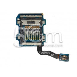 Lettore Memory Card Flat Cable Samsung I8190