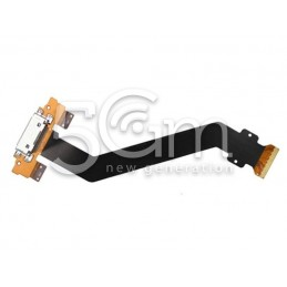 Samsung P7300 Connector Flex Cable