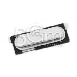 Tasto Home Bianco Samsung I9195