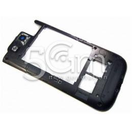 Samsung I9300 Black Middle Frame