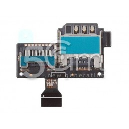 Samsung I9195 Sim Card Reader Flex Cable