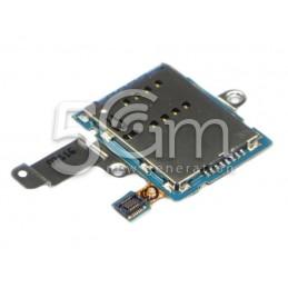 Samsung P7500 Sim Card Reader Flex Cable