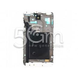 Samsung N7000 White Front Frame