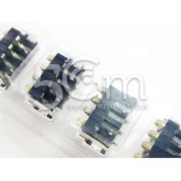 Contatti Batteria Su Scheda-Madre Samsung i9300 S3