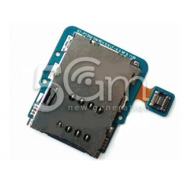 Samsung P7300 Sim Card Flex Cable