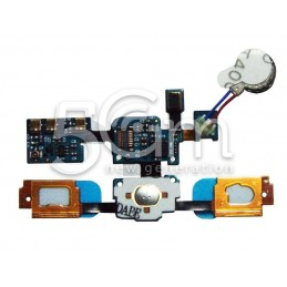 Samsung I9000 Keypad Flex Cable With Microphone