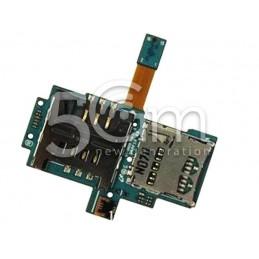Samsung I9000 Sim Flex Cable