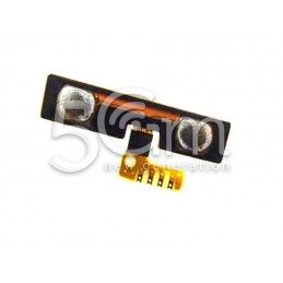 Samsung I9100 Volume Flex Cable