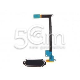 Tasto Home Grigio Scuro + Flat Cable Samsung N910F