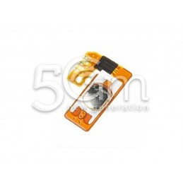 Samsung I9100 Power Button Flex Cable