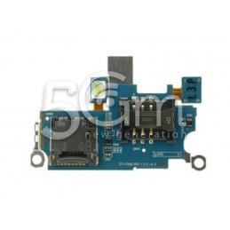 Flat Cable Sim Card Samsung I7500