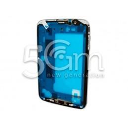 Samsung N5100 Galaxy Note Silver LCD Frame