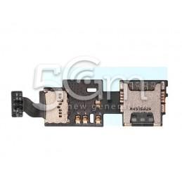 Samsung N915 Sim Card Reader Flex Cable