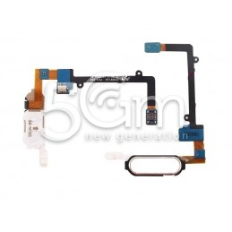 Samsung N915 White Joystick Flex Cable