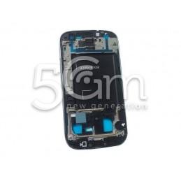 Samsung I9301i - I9308 Neo Blue LCD Frame