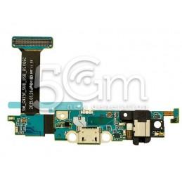 Connettore Di Ricarica Flat Cable Samsung G925F S6 Edge