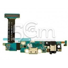 Samsung G925 S6 Edge Charging Connector Flex Cable