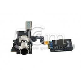 Samsung N7505 Speaker + Audio Jack Flex Cable