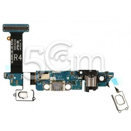Samsung G920F S6 Charging Connector Flex Cable