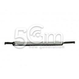 Tasto Esterno Volume Silver Samsung N9005