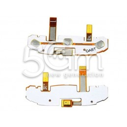 Samsung B7722 Keypad Flex Cable with Microphone