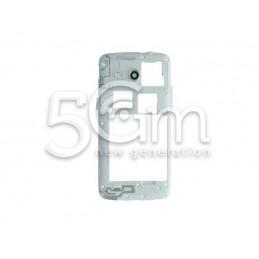 Middle Frame Bianco Samsung SM-G386 No Logo
