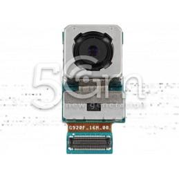 Fotocamera Posteriore Samsung SM-G925 S6
