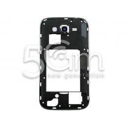 Samsung I9060 Black Middle Board + Grey Frame
