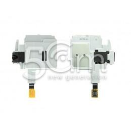 Suoneria + Jack Audio Flat Cable + Supporto Samsung SM-G3815