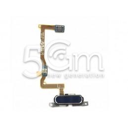 Joystick Blu Scuro Flat Cable Samsung SM-G850 No Logo
