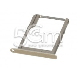 Samsung A5-A500 Gold Nano Sim Card Holder