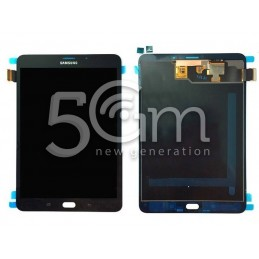 Display Touch Nero Samsung SM-T715