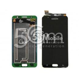 Display Touch Black Samsung SM-G610F J7 Prime