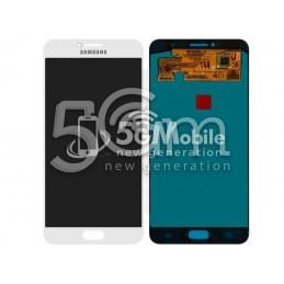 Display Touch White Samsung SM-C7000 Galaxy C7