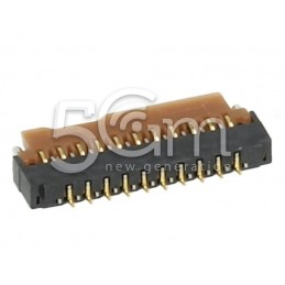 Board Connector Flex Samsung G350