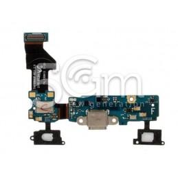 Connettore Di Ricarica Flat Cable Samsung SM-G903F No Logo