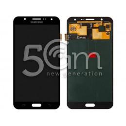 "Samsung SM-J7 ""J700"" Dark Grey Touch Display"