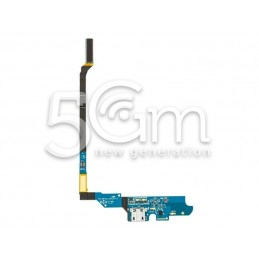 Samsung i337 Galaxy S4 Charging Connector Flex Cable