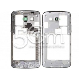 Middle Frame Silver Samsung SM-G7105