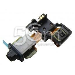 Flat Cable Jack + Sensore Xperia Z2