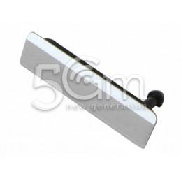 Xperia Z1 White USB Port Cover