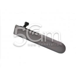 Sportellino Copertura USB Nero Xperia Z1 Compact